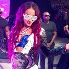Sasha Banks veut faire face au Temple de la renommée lors du prochain paiement à la carte `` Evolution ''