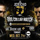 Cody Wars avec Brodie Lee et un nouveau TNT Challenger est nommé