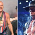 WWE News: The Undertaker a une fois étouffé Kurt Angle pour de vrai après le combat avec Vince McMahon