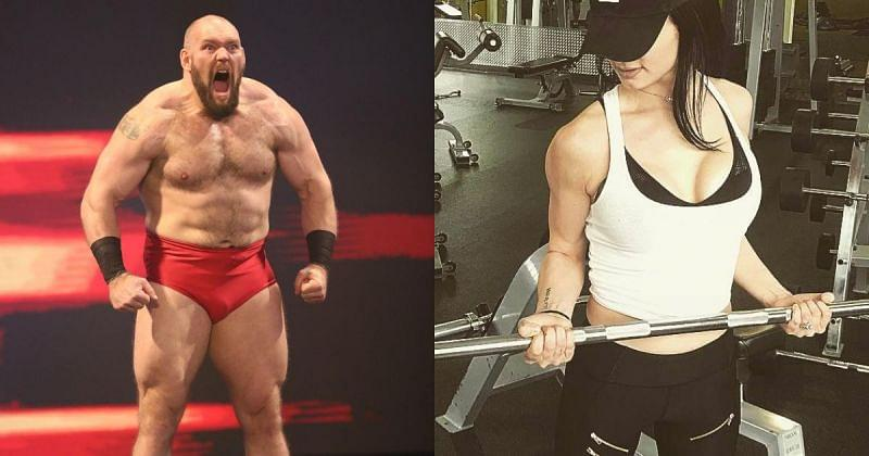 Lars Sullivan and Paige.