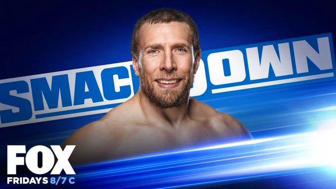 Daniel Bryan SmackDown