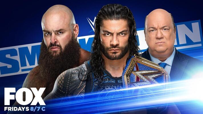 Reigns vs Strowman, Daniel Bryan revient