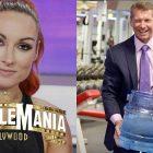WWE Rumour Roundup - L'adversaire de Becky Lynch à WrestleMania 37 révélé, Superstar repéré en train de s'entraîner, Vince McMahon a essayé de forcer un ancien champion à boire de l'alcool et plus