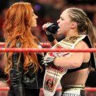 Becky Lynch contre Ronda Rousey selon la rumeur pour WrestleMania 37