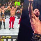 """""""Je ne suis pas vraiment le lutteur qui prospère devant aucun fan, peut-être que Jon Moxley et son style sont"""""""
