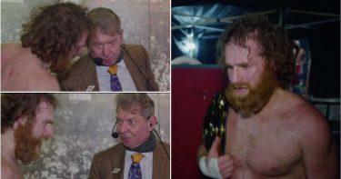 WWE News: Des images de Vince McMahon et Sami Zayn partageant un moment brillant dans les coulisses émergent