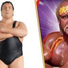 Un collectionneur de héros révèle le coffret WrestleMania Hulk Hogan et Andre The Giant