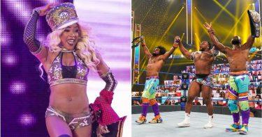 WWE News: Big E révèle que deux anciennes stars étaient considérées pour rejoindre l'écurie `` militante '' du New Day