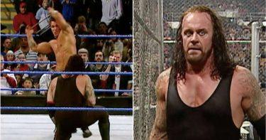 Nouvelles de la WWE: Randy Orton partage une histoire brillante sur la peur d'un `` reçu '' de The Undertaker