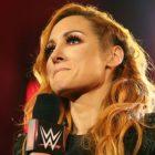 Becky Lynch de la WWE donne un premier aperçu de son baby bump
