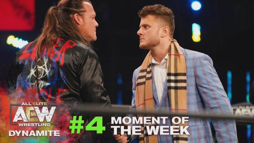 AEW Dynamite et WWE NXT en augmentation du nombre de téléspectateurs, Dynamite chute dans la démo clé