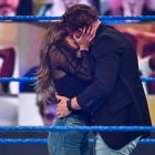 Aalyah Mysterio dans Steamy Lip Lock avec Murphy sur WWE Smackdown