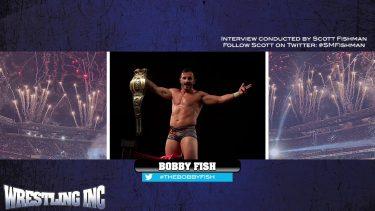Bobby Fish parle d'un an de NXT sur le réseau américain, souhaitant ramener le respect aux titres des tags WWE NXT