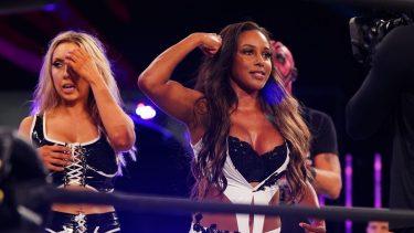 Brandi Rhodes dit qu'elle est entrée dans l'industrie de la lutte pour être lutteuse