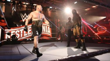 Brock Lesnar appears to have sgned a contract with a rival company