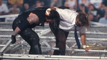 Mick Foley comments on whether current WWE stars can top his Hell in a Cell match with Undertaker