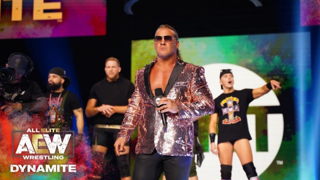 Chris Jericho explique pourquoi Jon Moxley et Cody sont meilleurs à AEW qu'à la WWE