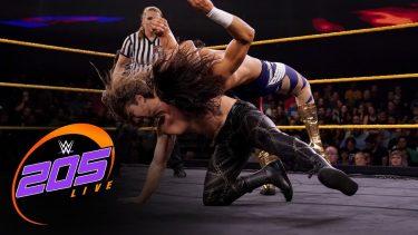 Curt Stallion et d'autres annoncés pour le live de la WWE 205 de ce soir