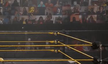 Détails sur les protocoles de test COVID-19 pour les fans assistant aux spectacles de la WWE NXT