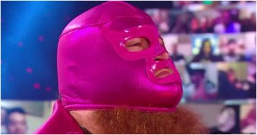 El Gran Gordo et la légende du masque de Lucha rose de la WWE