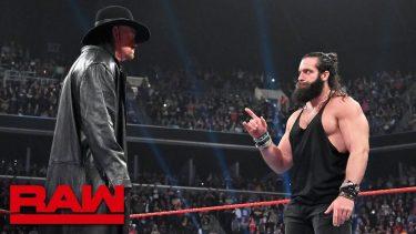 Elias se souvient de gros matchs de la WWE avec John Cena et The Undertaker se faisant niquer