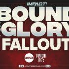IMPACT!  sur AXS TV Preview - 27 octobre 2020 - IMPACT Wrestling News, résultats, événements, photos et vidéos