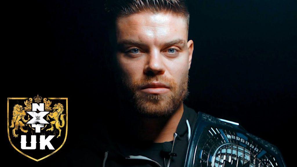 Jordan Devlin émet un avertissement sur le titre WWE NXT Cruiserweight, Santos Escobar répond (vidéo)
