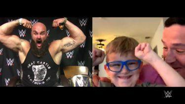 La WWE annonce une rencontre virtuelle pour le week-end Hell In A Cell