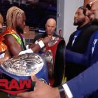 La WWE règle la situation du titre d'équipe de la manière la plus simple possible