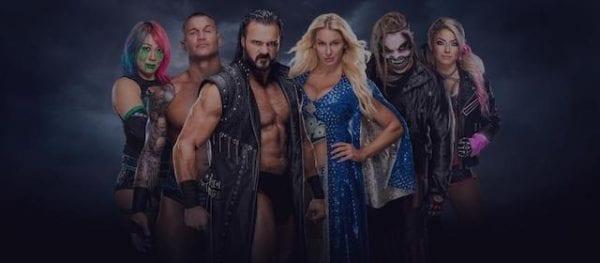 La WWE révèle les meilleures superstars pour chaque marque après le repêchage 2020