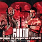 Le Nord reçoit les résultats du test COVID-19, D'Amore remercie les fans d'avoir acheté Bound For Glory
