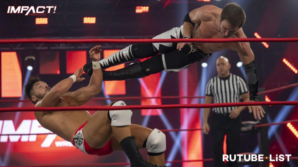Le contenu du réseau IMPACT Wrestling & Fight arrive sur RUTUBE.LiST - Actualités, résultats, événements, photos et vidéos IMPACT Wrestling