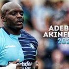 Le joueur de football Adebayo Akinfenwa affirme qu'il a eu des appels avec la WWE