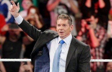 The WWE Chairman, Vince McMahon