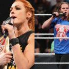 Les commentaires sur Becky Lynch peuvent avoir conduit à la chaleur réelle entre Seth Rollins et Matt Riddle