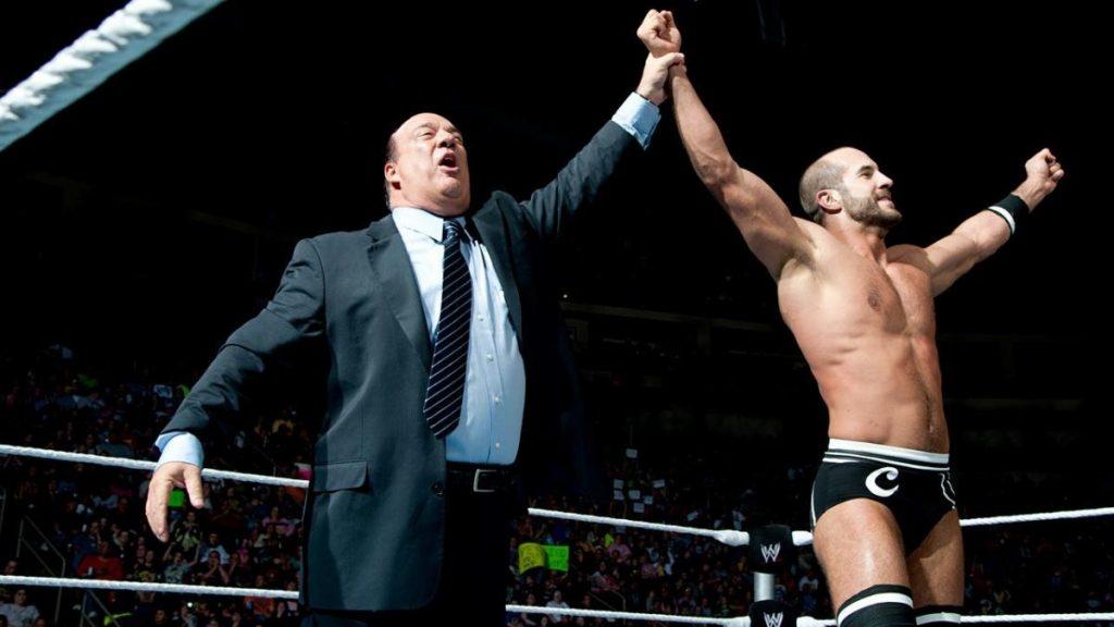 Paul Heyman parle de ce qu'il a le plus aimé d'être le directeur exécutif de Monday Night Raw