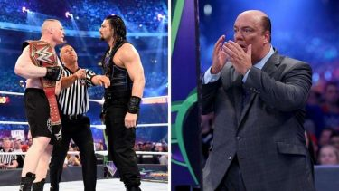 "Roman Reigns and Brock Lesnar are two ""Paul Heyman guys"""