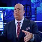 Paul Heyman soutient pleinement un match Drew McIntyre contre Tyson Fury lors d'un Pay-Per-View de la WWE UK