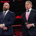 «Peut-être que c'était le plan de l'entreprise pour lui de prendre un jour la direction de l'entreprise» - Arn Anderson sur Triple H succédant à Vince McMahon