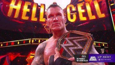 Randy Orton achieves gold again