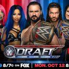Règles et pools de superstars éligibles annoncés pour le repêchage de la WWE 2020