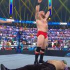 Résultats WWE Smackdown (10/16) - Lars Sullivan a battu Jeff Hardy par pinfall