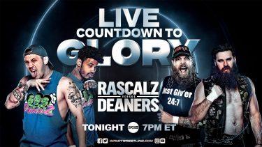 Résultats de Bound For Glory 2020 - IMPACT Wrestling News, Résultats, événements, photos et vidéos