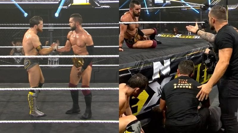 Résultats de WWE NXT TakeOver 31: Finn Balor contre Kyle O'Reilly, Adam Cole attaqué