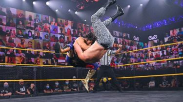 Résultats en direct de la WWE 205: Mansoor contre Brian Kendrick