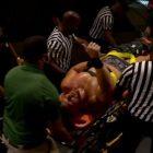 Ridge Holland blessé lors de l'émission WWE NXT de ce soir (vidéo, photos)