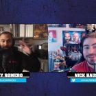 """Rocky Romero demande à la WWE de ne pas pousser Fred Rosser: """"C'est tout ce que vous voulez chez un lutteur"""""""