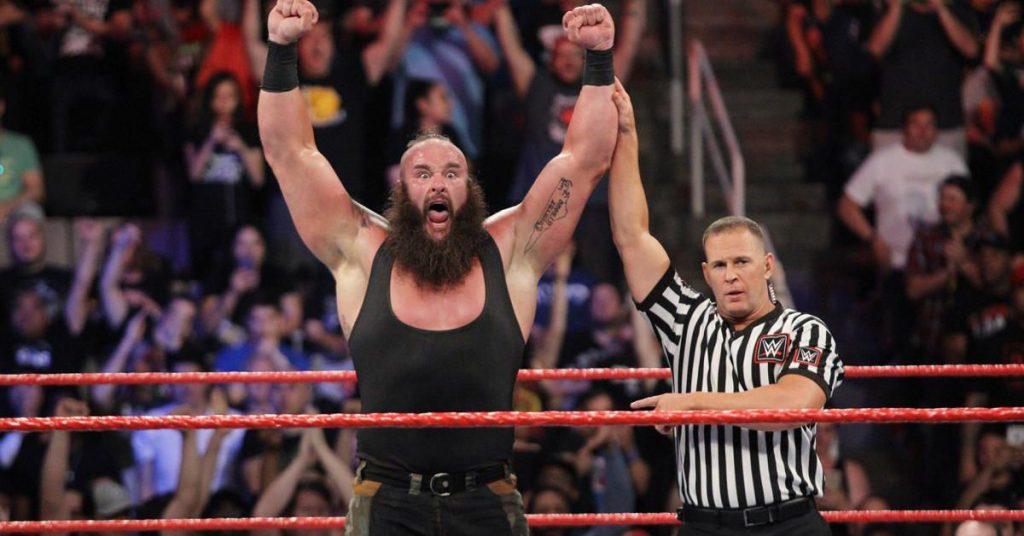 Rumor Roundup: plans de draft de la WWE, spoilers possibles, Lars Sullivan, plus