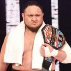 Samoa Joe révèle si sa carrière de superstar de la WWE est terminée