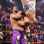Santos Escobar rend hommage à Rey Mysterio à la WWE NXT Halloween Havoc, Mysterio répond